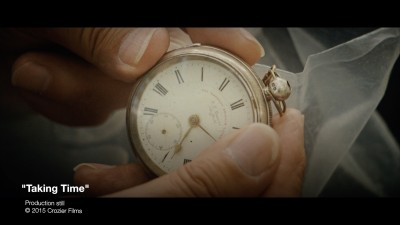 Taking Time pocketwatch still. Directed by Gabe Crozier.